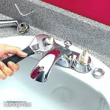 bathroom sink faucet repair. Replacing Bathroom Faucet Dripping Sink Fixing A Unique Home Remodeling How To Repair Leaky