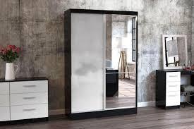 Wonderful Frameless Mirror Closet Doors | Home Design Concept