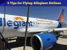 allegiant frequent flyer miles 5 tips for flying allegiant airlines jpg