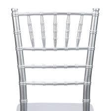 silver chiavari chair. Silver Wood Chiavari Chair Back