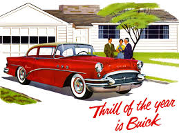 1955 Buick Production - Hometown Buick