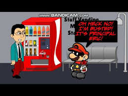 Mr Krabs Vending Machine Magnificent Mr M Uses The Staff Vending Machine And Gets Grounded YouTube