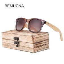 womens wooden sunglasses new bamboo men woon glasses women brand signer original wood sun sol frame womens wooden sunglasses