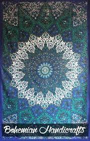 tapestry bohemian wall decor boho decor mandala wall art wall tapestry wall art black art