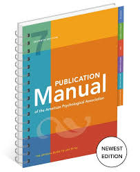 apa style 7th edition the changes