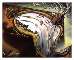 salvador dali paintings famous paintings melting clocks paintings for web search