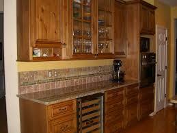 83 Most Graceful Brown Lacquer Oak Cabinets Kitchen Color Schemes