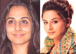 vidya balan without makeup she is an actress par excellence she was born to emote with