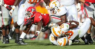 Georgia Releases Gameday Depth Chart For Tennessee