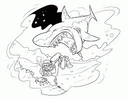 Small Picture Printable Sharks Coloring Home Coloring Coloring Pages