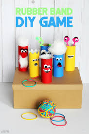 rubber band game consumer crafts unleashed