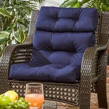 Coastal Collection Highback Outdoor Chair Cushion – Cushions Direct