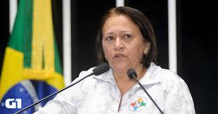 Resultado de imagem para AS PROMESSAS DE FÁTIMA Governadora do Rio Grande do Norte
