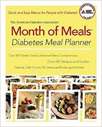 Meal Planning For Diabetes The American Diabetes Association Month Of Meals Diabetes Meal