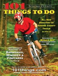 101 Things To Do Sonoma Napa County By 101 Things To Do