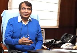 Strengthening Multilateral Institution best bet against rising protectionism: Suresh Prabhu