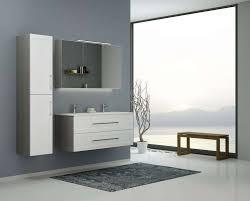 Im Trend Badezimmermöbel Set Grau Konzept All Ouchie