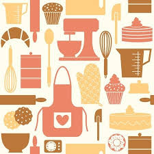 cute cooking wallpaper. Unique Cute Pattern Seamless Seamless Kitchen Baking Bake Cook Cooking On Cute Cooking Wallpaper 123RFcom