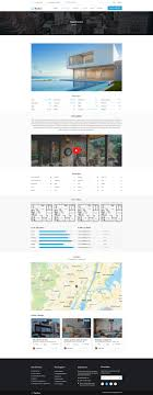 Realcon Real Estate Property Listing Html Template By Brotherslab