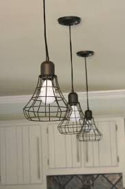 Industrial Pendant Lighting For Kitchen Affordable Industrial Pendant Lighting