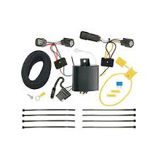 tekonsha 118715 trailer hitch wiring kit fits 2017 ford escape image is loading tekonsha 118715 trailer hitch wiring kit fits 2017