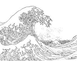 Coloring Pages Fantastic Ocean Waves Coloring Pages Photo Ideas