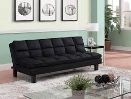image of solid wood futon frame