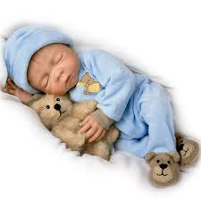 Amazon.com: Sweet Dreams, Baby Jacob: So Truly Real 18-Inch ...