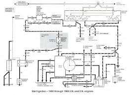 wiring diagram 1975 ford bronco the wiring diagram ford 2 8l duraspark ignition conversion bronco ii corral wiring diagram