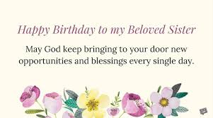 Prayer For My Sister Quotes Interesting Birthday Prayers For My Sister Motivating Her In Life