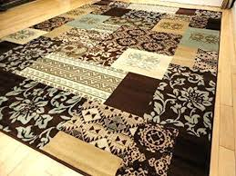 navy blue and tan outdoor rugs rug brown at area com premium contemporary carpet beige cream
