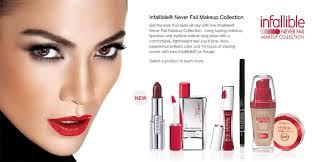 never fail makeup l oreal infallible 24h foundation makeup jennifer lopez lu2019oreal eversleek hair u0026 infallible make up