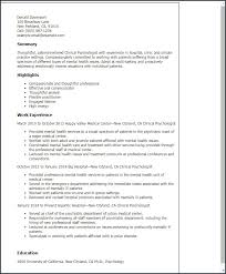 psychology resume examples psychology curriculum vitae template millbayventures com