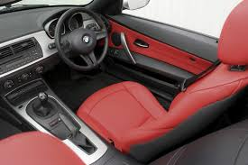 bmw e85 z4 roadster red se leather 004