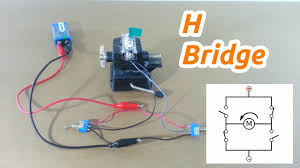 simple electric motor with switch. Simple H Bridge For Motor Control With Switches Electric Switch