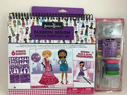 Fashion Angels Fashion Design Sketch Portfolio Fashion Angels Fashion Design Sketch Portfolio Set Stencils