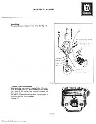 husqvarna cr wr rt motorcycle manual  husqvarna cr wr rt manual 125 175 250 360 390 400 450 460cc 1973 1979 page 4