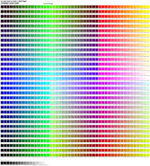Wig Color Chart Codes Color Code