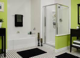 Bathrooms Without Tiles Bathroom Shower Ideas No Door Walk In Showers Without Door With