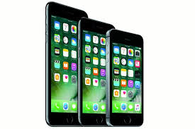 apple iphone 10. the iphone 7, 7 plus and 5se running ios 10 (image: apple) apple iphone