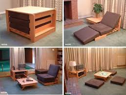 ... saving space becomes more pertinent in today's urban world. And to do  just that, we have the Kewb multifunction furniture which will let you use  a ...