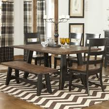 Bench Style Kitchen Table Country Style Kitchen Tables With Bench Best Kitchen Ideas 2017
