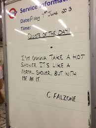 Quote Of The Day Funny Beauteous London Underground Quote Of The Day Xpost RLondon Funny
