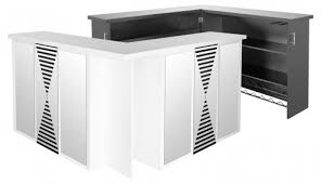 white home bar furniture. New York Bar Unit In Black Or White Gloss Finish Home Furniture