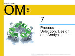Process Design And Analysis In Operations Management Collier And Evans Operations Management Chapter 7