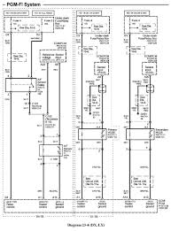 honda civic wiring diagrams honda wiring diagrams