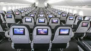 air new zealand boeing 787 9 economy