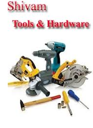 hardware tools logo. all types of tools and hardware sales service logo o