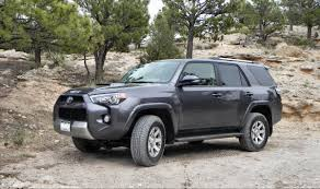 The 2014 Toyota 4Runner Trail - what the 4Runner should be ...
