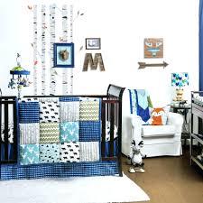 4 piece crib sets monsters inc nursery bedding